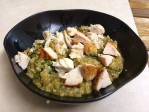 pumpkin spinach quinoa